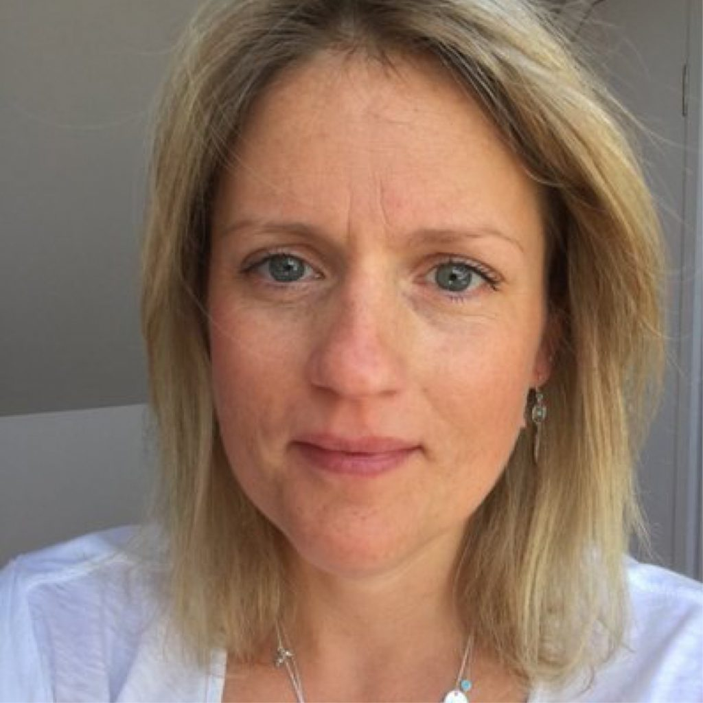 Amanda Lecomber